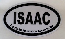 Isaac Foundation Logo Community Volunteer Affiliations